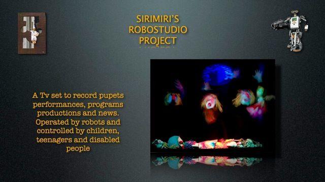 Siritudio Project English