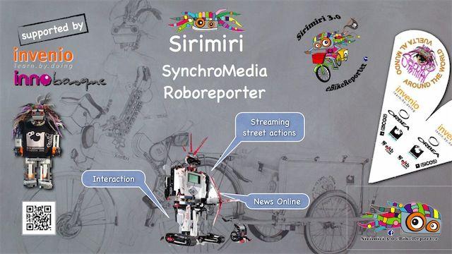 Sirimiri SynkroMedia… Next Evolutionary Step…or Revolutionary Step.