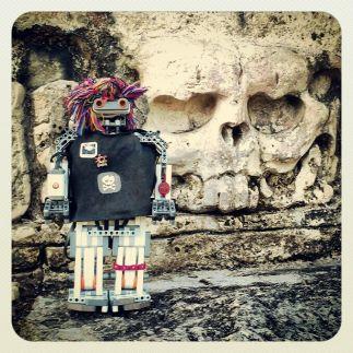 Sirimiri en el inframundo de Palenque