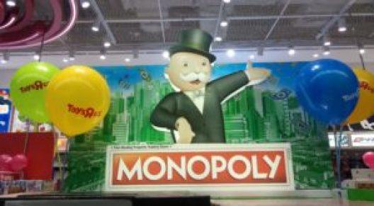Monopoly-Balloons-Toys R Us - Bangalore-Sirimiri