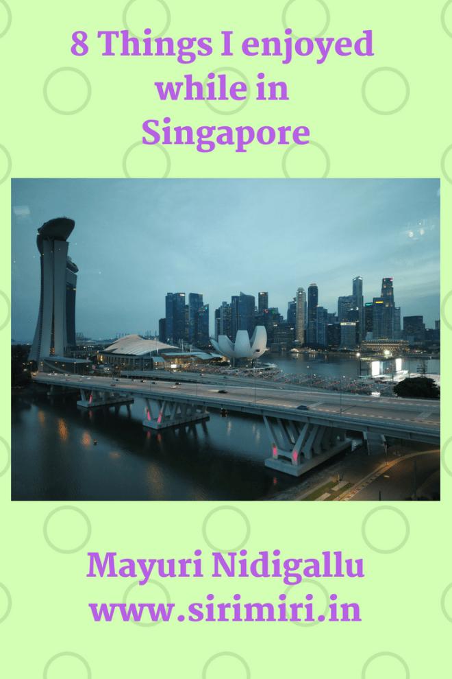 Singapore-Sirimiri