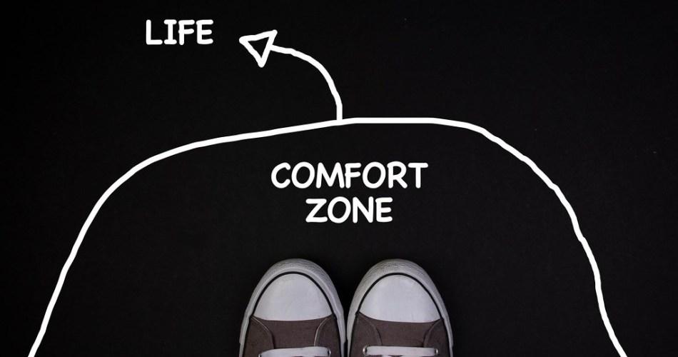 comfort zone seek discomfort