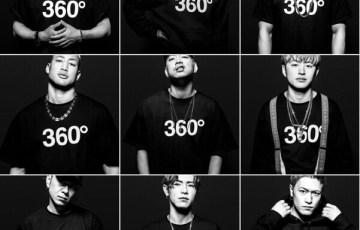 360°Tシャツ 画像