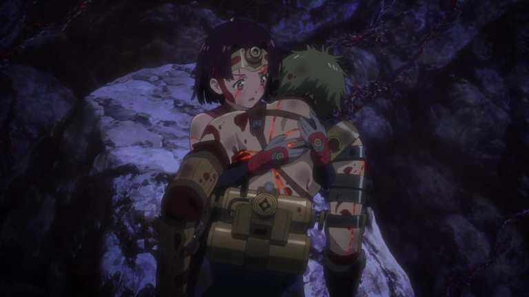 Kabaneri of the Iron Fortress – The Battle of Unato was better