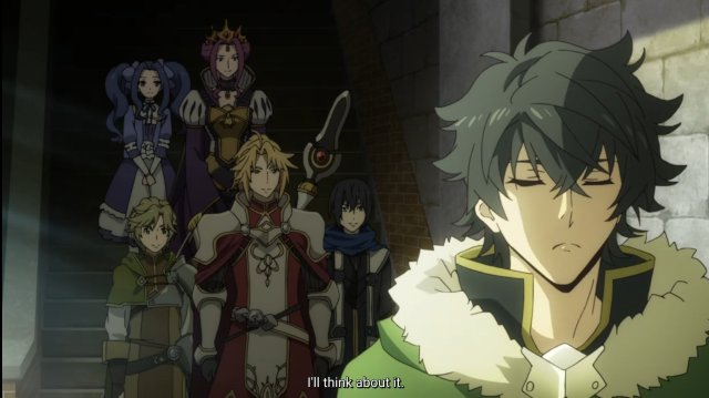 Shield hero 5