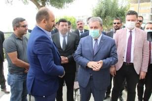 BBP Genel Başkanı Mustafa Destici, Şırnak'ta