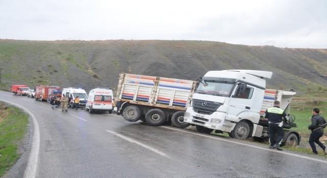 Şırnak'ta 7 ayda meydana gelen bin 363 kazada 20 kişi hayatını kaybetti