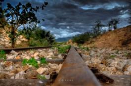 rail on.