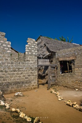 wasini island architecture