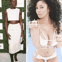 BEEF ALERT! Is Nigerian Bleaching Expert Dencia Jealous of Kenyan Actress Lupita or What??