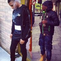 DOPE! Between Wizkid VS Olamide Who's  Got More Swag?