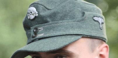 ヒトラーの贋札-ホルスト-ナチス規格帽