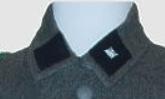 ヒトラーの贋札-ホルスト-制服の襟