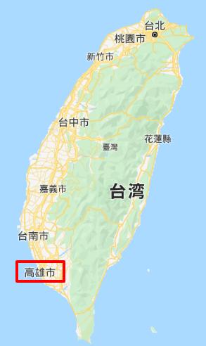 路ルウ-高雄地図