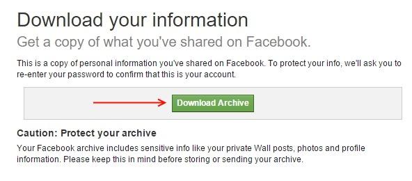 Kako vratiti obrisane slike, poruke i statuse sa Facebook-a