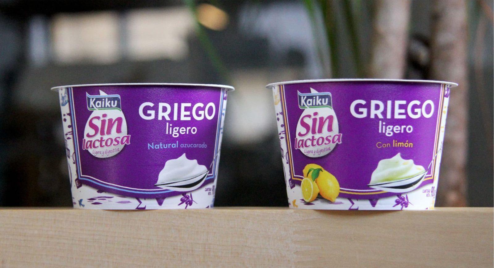 diseño yogur kaiku