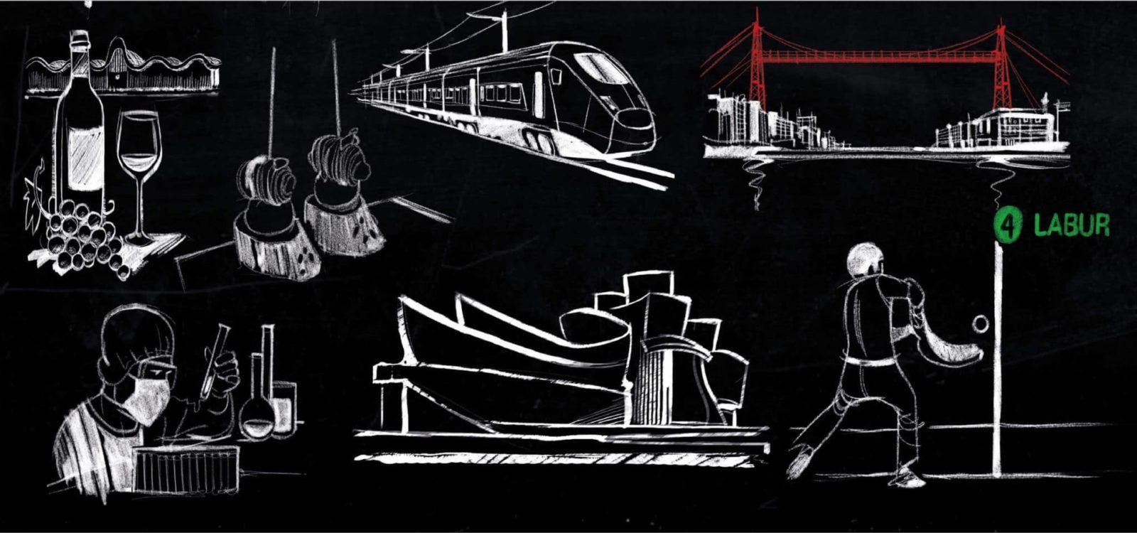 ilustraciones para eventos