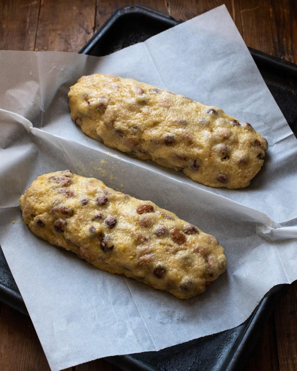 ביסקוטי אגוזי לוז ושקדים בבלוג המתכונים סירפלא של אורלי פלאי ברונשטיין נמרוד סונדרס