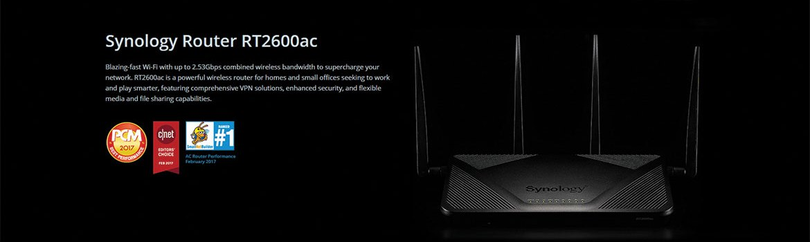 Synology Router