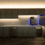 Kitchen Under Cabinet Lighting Sirs E Break Room Sirs E