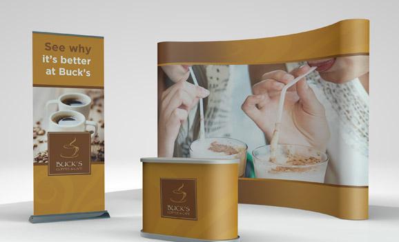SirSpeedy TradeShow Materials services