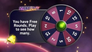 wheel of free spins