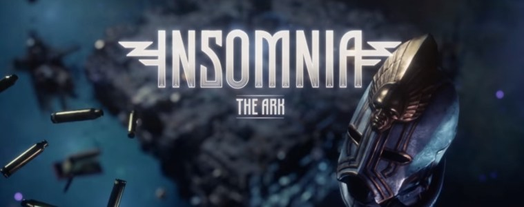 INSOMNIA: The Ark logo