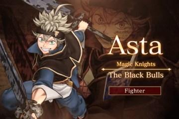 Black Clover Asta