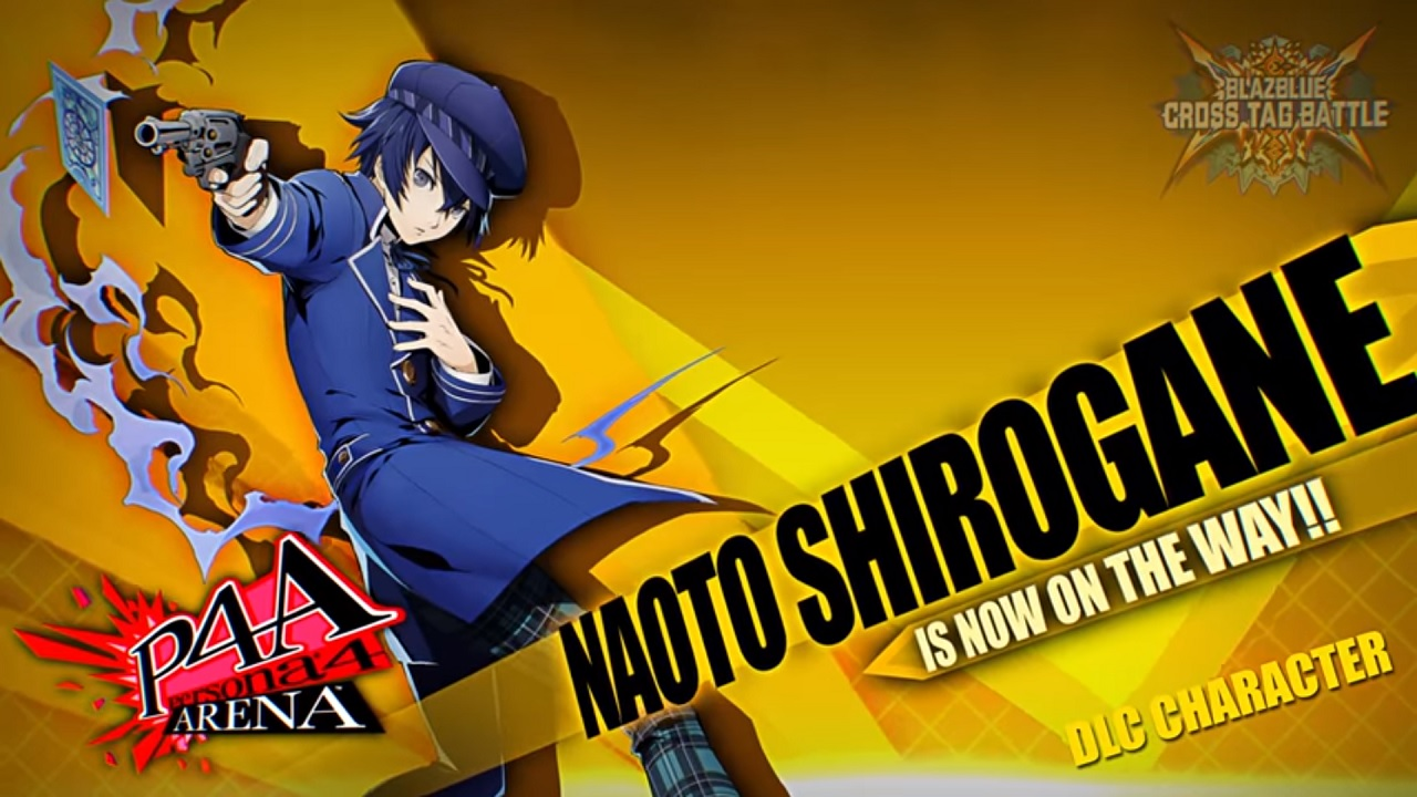 BlazBlue Cross Tag Battle Gets DLC Chars Featuring Naoto