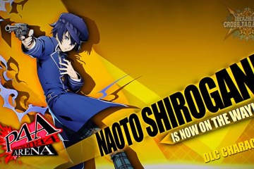 BlazBlue Cross Tag Battle Naoto