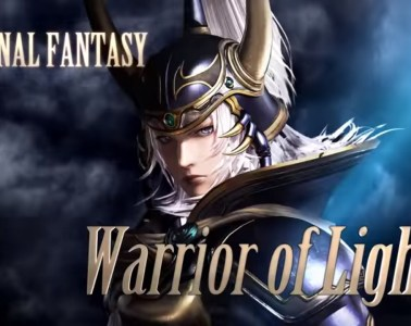 Dissidia Final Fantasy NT warrior of light