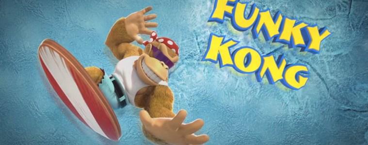 Donkey Kong Country: Tropical Freeze Funky Kong