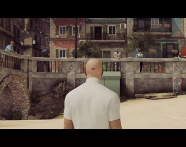 Hitman definitive edition spring