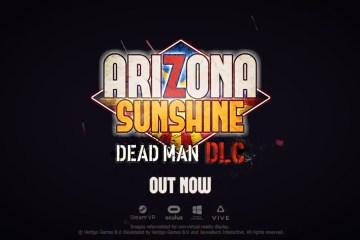 Arizona Sunshine Dead Man DLC