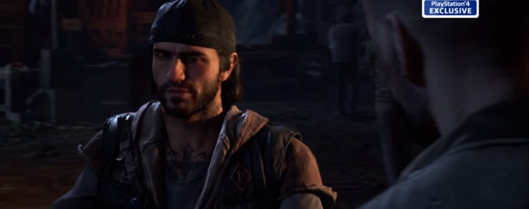 Days Gone trailer