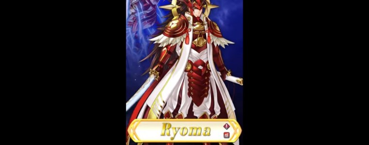 Fire Emblem Heroes Ryoma