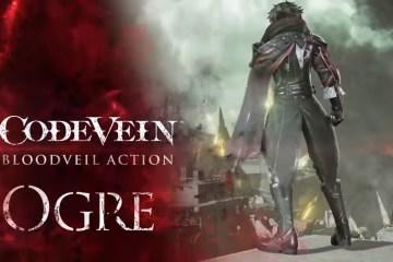 Code Vein Ogre Blood Veil