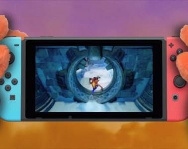 Crash Bandicoot N. Sane Trilogy Switch