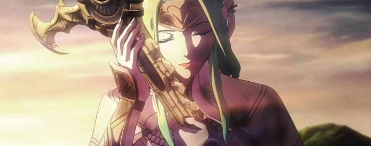 Fire Emblem: Three Houses mysterious woman