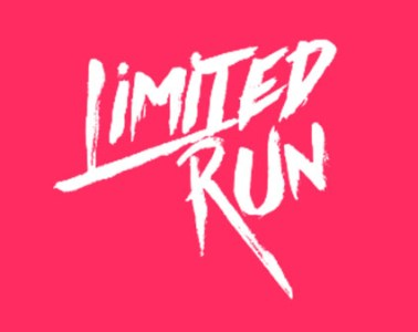 Limited Run Games title