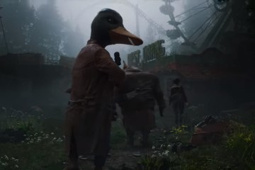 Mutant Year Zero: Road to Eden duck