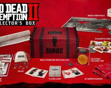 Red Dead Redemption 2 Collector's Box
