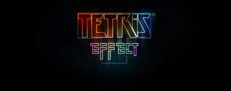 Tetris Effect title