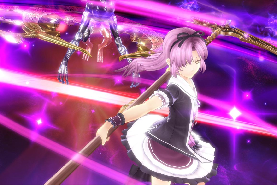 The Legend Of Heroes Trails Of Cold Steel Iv Gets New Bonus Costumes