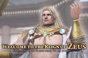 Warriors Orochi 4 Zeus