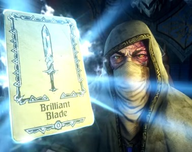 Hand of Fate 2 mysterious stranger