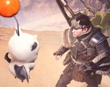 Monster Hunter World x Final Fantasy XIV