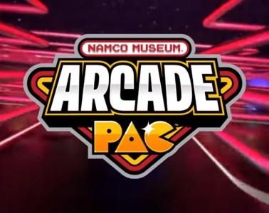 Namco Museum Arcade Pac title
