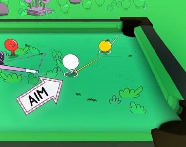 Pool Panic Aim and Shoot