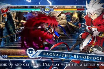 Blazblue Centralfiction Ragna the Bloodedge